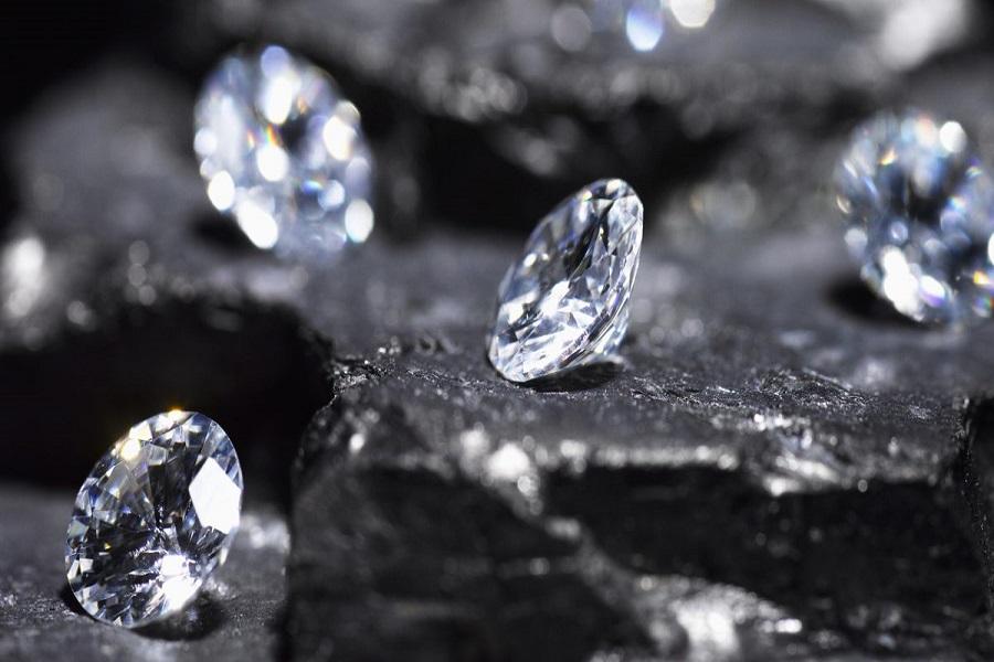 рассыпь алмазов